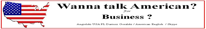 Business - Talk American