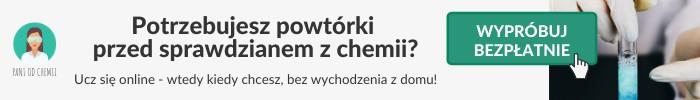 Powtórka przed sprawdzianem z chemii