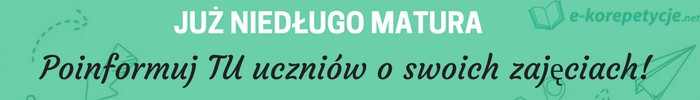 banner matura