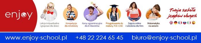 Kursy językowe ENJOY
