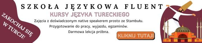 Język Turecki z Fluent!