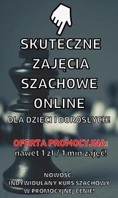 SZACHY - KURS 2
