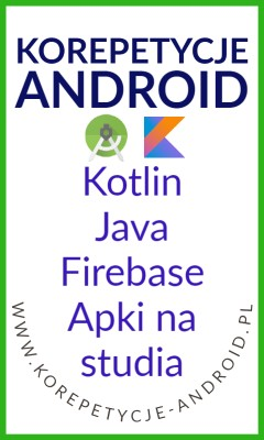 Android Korepetycje