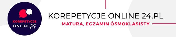 Korepetycje MATURA, EGZAMIN ÓSMOKLASISTY