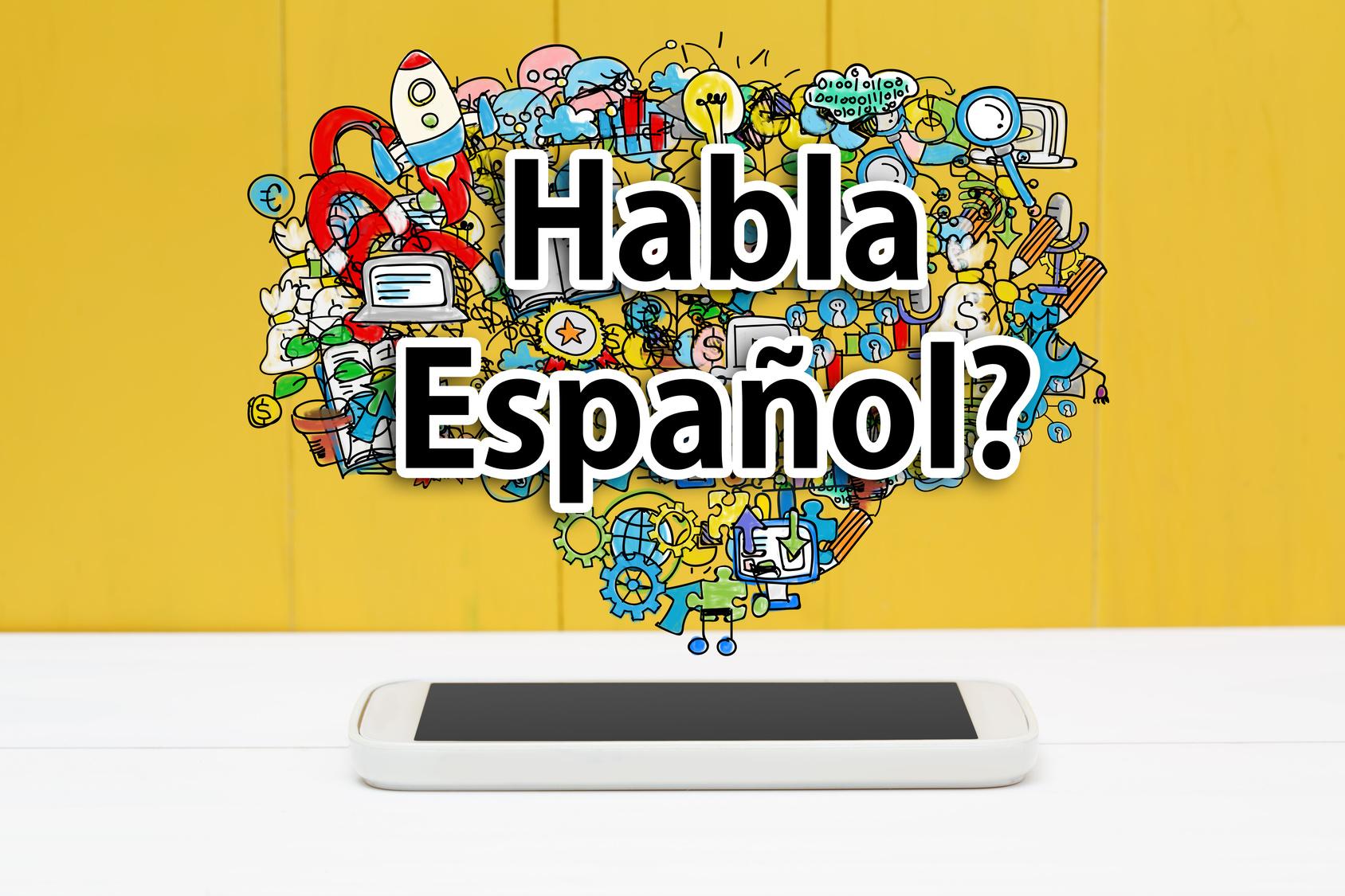 czy mówisz po hiszpańsku?