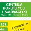 """CENTRUM KORPETYCJI Z MATEMATYKI """"Sigma i Pi'"""