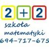 Szkoła Matematyki 2plus2