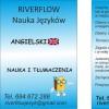 Riverflow Nauka Języków Weronika Waśniewska